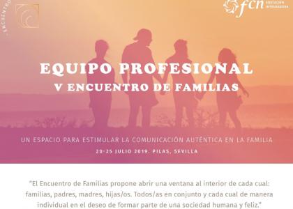 Encuentro de Familias FCN 2019